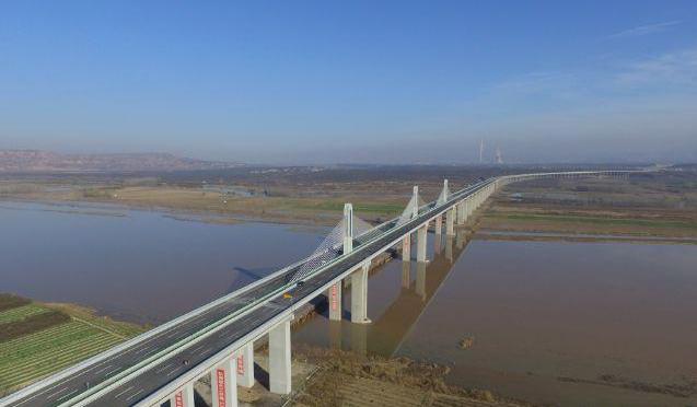 刘江黄河桥钢管拱防腐钢管拱防腐项目